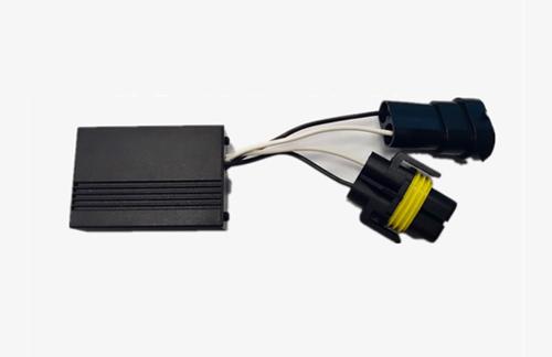 H11普通款解码器铝壳9W